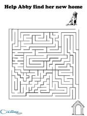 Abby's Maze