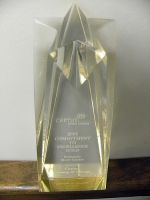 Castine Moving and Storage Receives Commitment to Excellence Gold Award at Cartus 2009 Global Network Conference